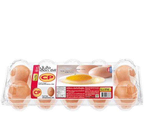 ไข่ไก่สด ตราซีพี เบอร์ 2