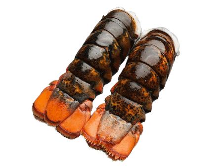 หางกุ้งล็อบสเตอร์ดิบแช่แข็ง 220 กรัม