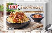 ข้าวผัดไข่ไก่เทอริยากิ  (ตรา BKP)