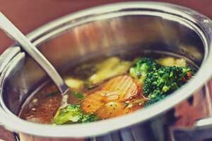 เคล็ดลับแก้ไขเมื่อน้ำซุปเค็มเกินไป