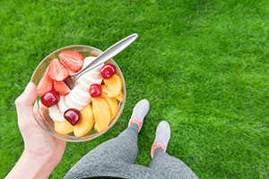 วางแผนโภชนาการให้เหมาะสมเมื่อออกกำลังกาย