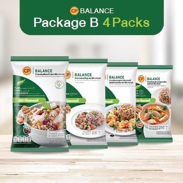 CP Balance Package B